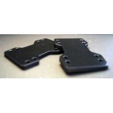 RAISER PADS 5mm / HARD SET ( SET IS 2 RAISER PADS)