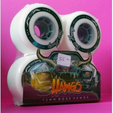 LONGBOARD WHEELSHAWGS BOSS 70mm / 80a