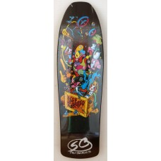 Deck TOYBOX Grosso black  9.4''
