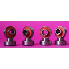 Little Wheels Bearings Plus (Set 8) Double Seal